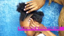CROCHET BRAIDS FOR KIDS | FRENCH TWISTS