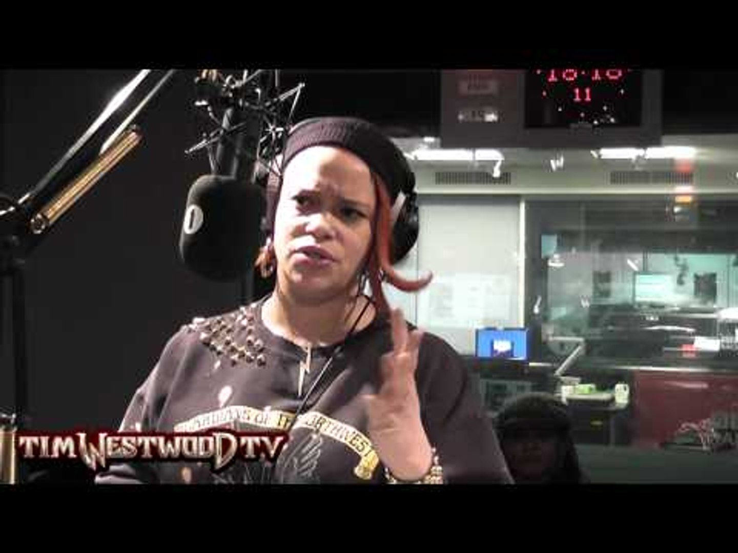 Faith Evans on Biggie, Tupac, Lil Kim interview - Westwood