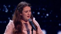 Amy Marie Borg steals the spotlight with a MESMERISING performance! - Semi-Finals - BGT 2018