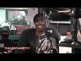 Estelle on new music, fame, Kanye West & Rick Ross - Westwood