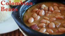Colombian Beans Recipe - How To Make Colombian Beans - Sweetysalado.com