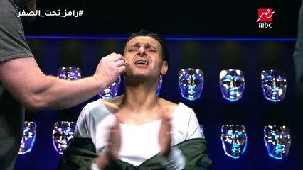 رامز جلال يحذر كوبر من أحمد عيد والسبب أرنبياطا زوراتوس