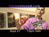 Westwood party - Manchester Friday 14th June LADIES FREE ALL NITE!