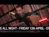 Westwood party - Manchester Friday 12th April LADIES FREE ALL NITE!