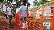 RD Congo : début de la vaccination contre Ebola à Mbandaka