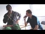 Travis Scott on Rodeo, Kanye, Rihanna, new music - Westwood