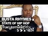 Busta Rhymes on state of Hip Hop - Westwood