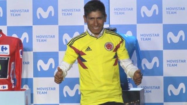 Quintana dice que está en buenas condiciones para vencer a Froome en el Tour de Francia
