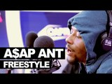 A$AP Ant YG Addie 'Who said I don't got bars' freestyle