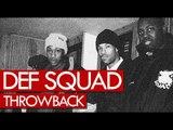 Redman, Erick Sermon, Keith Murray Def Squad freestyle Throwback 1998