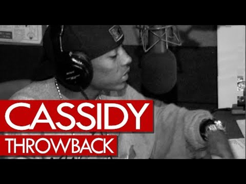 Cassidy freestyle goes hard on Dipset Anthem! Throwback 2004