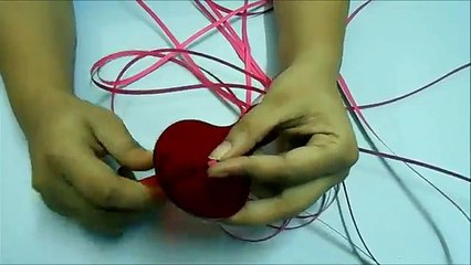 How to make Quilling Doll - Making tutorial
