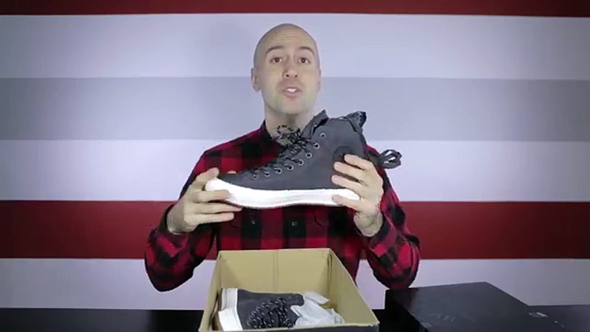 Converse Chuck Taylor II Shield Canvas Boot Winter and