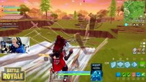 NINJA REACTS TO *NEW* BALLER EMOTE! NBA NOW IN FORTNITE BATTLE ROYALE!
