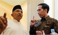 Menanggapi Kritikan Amien Rais untuk Joko Widodo