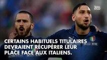 France-Italie : sur quelle chaîne suivre le match de préparation à la Coupe du Monde à la télévision et en streaming ?
