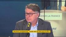 """Rassemblement national : """"Je voterai le changement de nom par esprit de camaraderie"""", explique Gilbert Collard #8h30politique"""