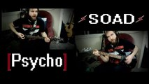 System of a Down - Psycho (Dual Guitar Cover)