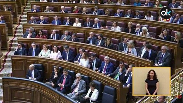 """Mariano Rajoy: """"Ha sido un honor haber sido presidente del Gobierno de España, dejar una España mejor que la que encontré"""""""