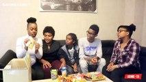 Dégustation Candysan en famille avec Claudine Hikma Farouati Mohamed hardidson