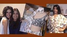 Tanishaa Mukerji, Mini Mathur & Maria spotted at fresh Summer Collection of PS Print Bazaar| Boldsky