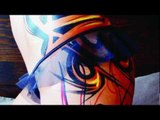 Body painting art is latest trend in urban graffiti