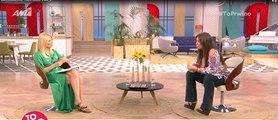 Η Σκορδά ρώτησε τη Μπάρμπα για την παρεξήγηση με τη Φιλίνη και της τα έχωσε on air!