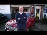 Garage boss buys car at auction that dad owned 40 years ago