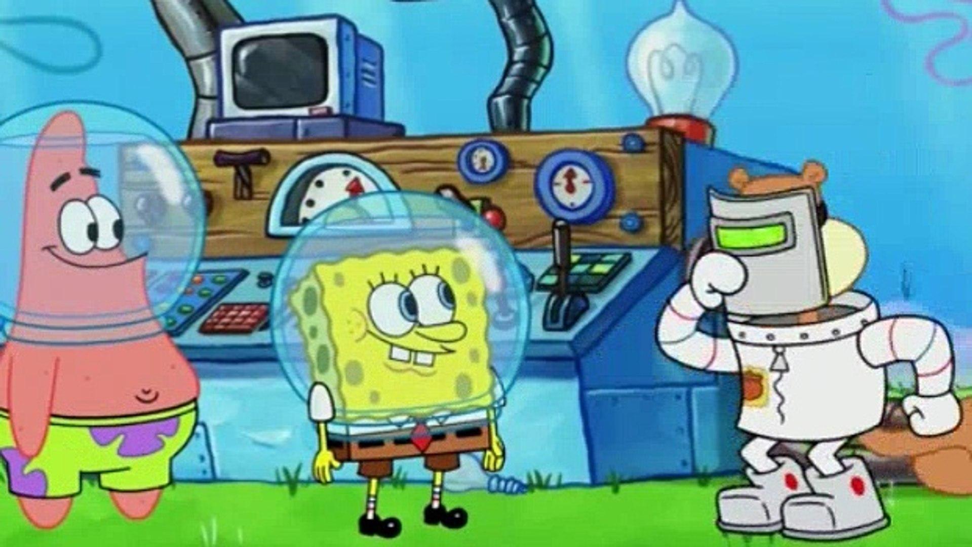 SpongeBob SquarePants S11E14a - Doodle Dimension