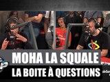 Moha La Squale - La boite à questions #PlanèteRap