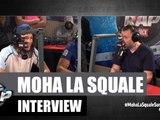 Interview de Moha La Squale #PlanèteRap
