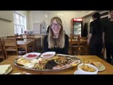 Cafe creates whopping 8,000 calorie breakfast
