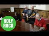 Church rockers get record deal 40yrs after debut album