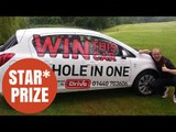 Golfer who won car with hole-in-one now thousands in debt after legal battle over prize
