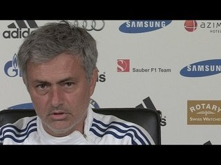 Jose Mourinho Rules Out Manchester United Job