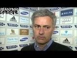 Chelsea 1-2 Sunderland - Jose Mourinho Post Match Interview - Congratulates Referee