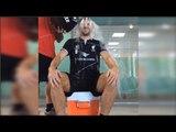 Steven Gerrard Takes On The ALS 'Ice Bucket Challenge' !!