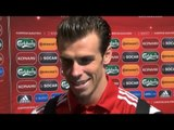 Wales - Gareth Bale - Andorra's 3G Pitch Is The Worst I've Ever Played On