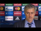 Chelsea - Jose Mourinho - We Didn't Deserve To Win, PSG Had Nothing To Lose