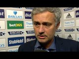 Sunderland 0-0 Chelsea - Jose Mourinho Post Match Interview - Only One Team Tried To Win