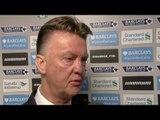 Liverpool 1-2 Man United - Louis van Gaal Post Match Interview - Pleased With Marvellous Juan Mata
