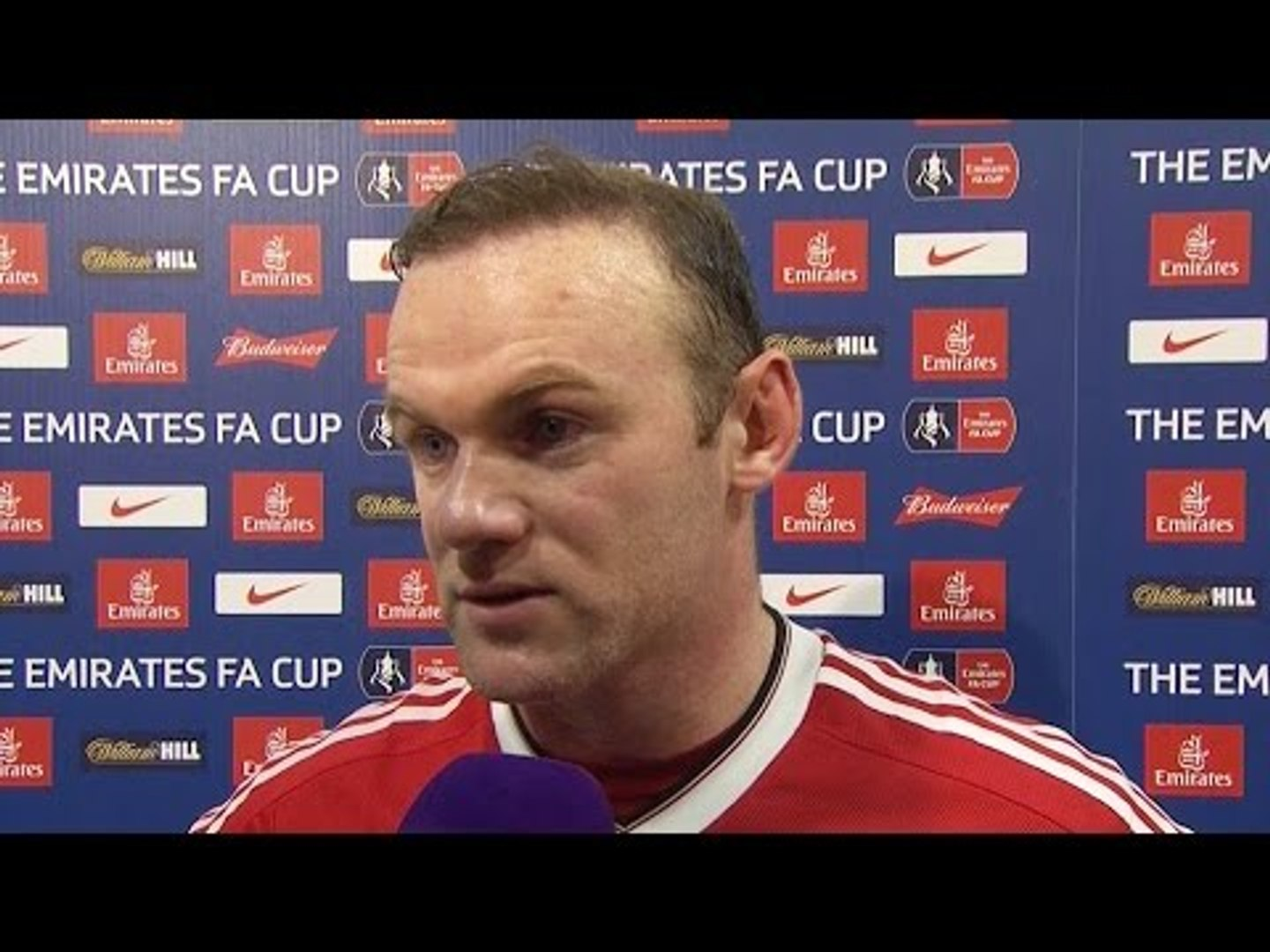 Manchester United 1-0 Sheffield United - Wayne Rooney Post Match Interview