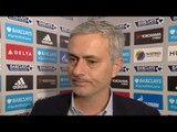 Chelsea 0-1 Bournemouth - Jose Mourinho Post Match Interview - 'The Result Was Not Fair'
