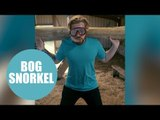 Bog Snorkelling, one of the weird sports