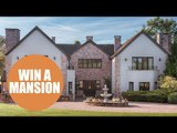 Millionaire is holding a competition to give away his £2.3m mansion