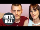 Couple say their honeymoon was ruined after a stay in shambolic hotel