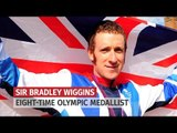 Sir Bradley Wiggins Interview After He Won Gold In The Men's Team Pursuit At Rio 2016