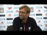 Jurgen Klopp Press Conference - Burton Albion v Liverpool - Post Embargo Extras