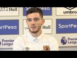 Andy Robertson Full Pre-Match Press Conference - Hull v Manchester United