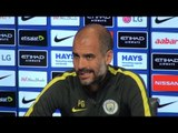 Pep Guardiola Full Pre-Match Press Conference - Manchester United v Manchester City